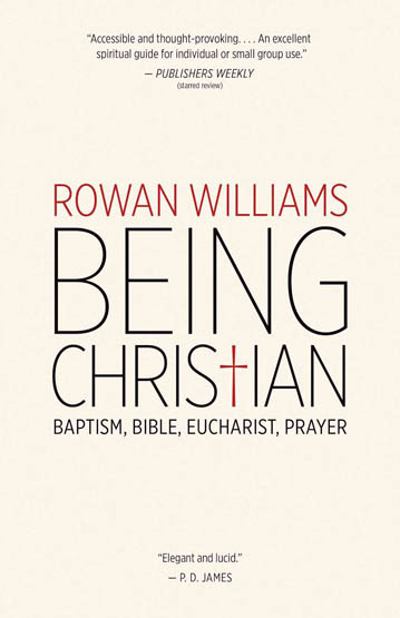 being christian book cover