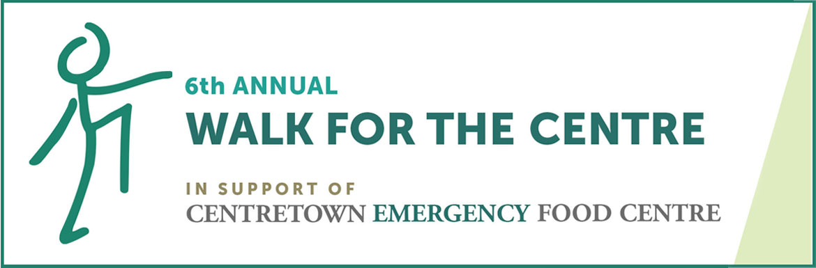 Sunday October 3 participate in the 6th Walk for the Centre for the Centretown Emergency Food Centre